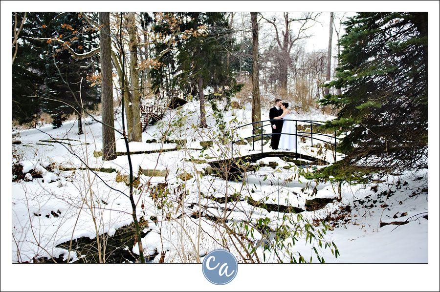 winter wedding at canton garden center at mckinley monument park 800 mc kinley monument drive northwest - Canton Garden