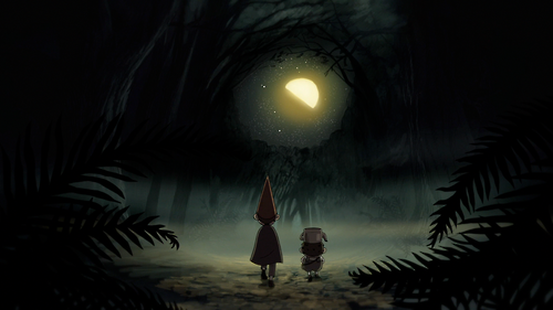 Why you should watch Over the Garden Wall by dragoeniex