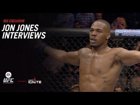 Jon Jones Größe