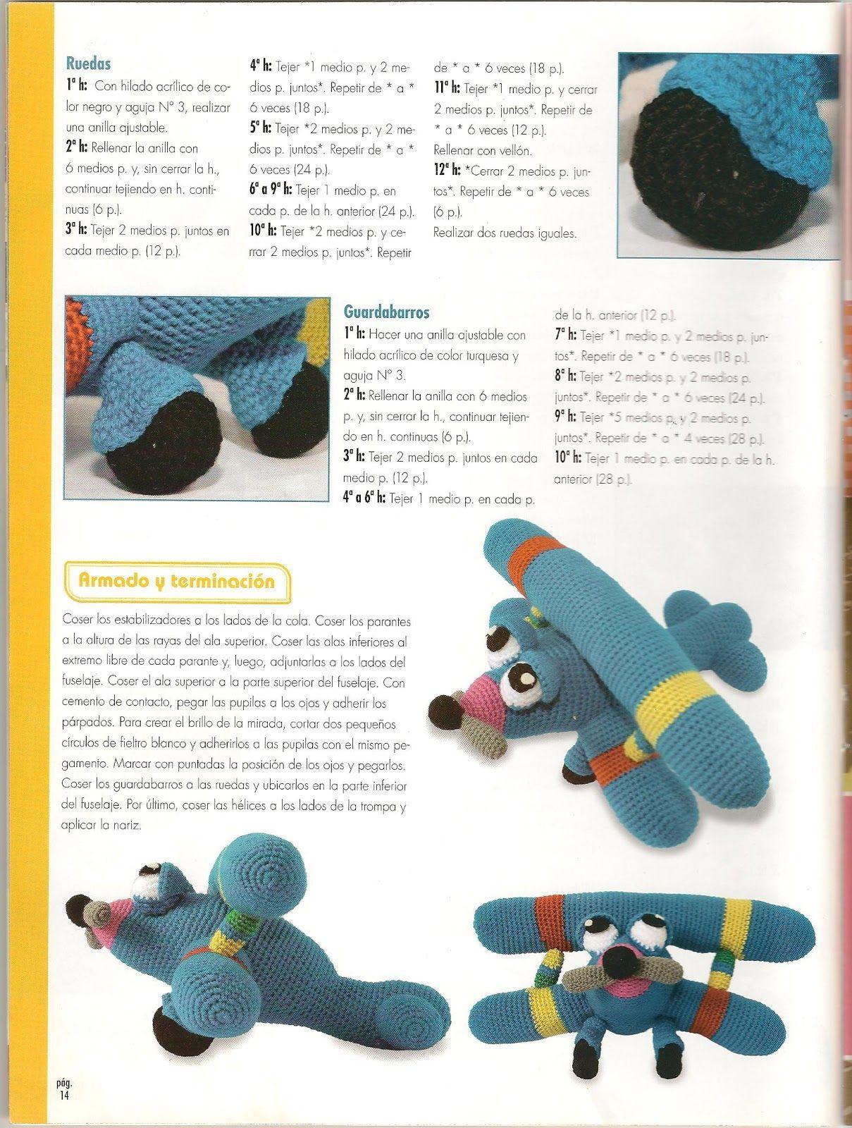 amigurumis, muñecos a crochet, fany crochet. | amigurumi | Crochet ...