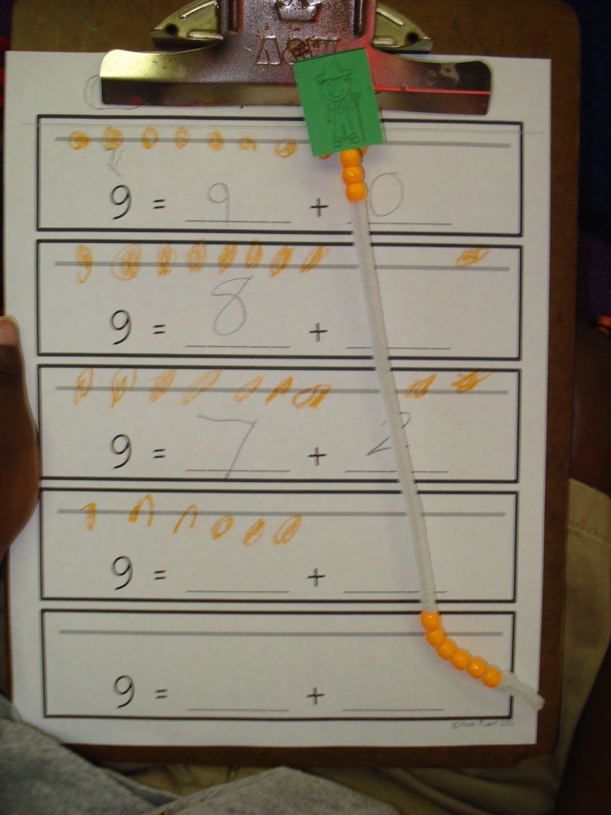Primary Press Pumpkin Wrap Up And A Candy Corn Freebie