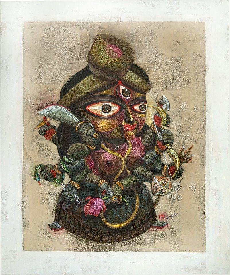 Kali: The Black Goddess of Dakshineswar by Elizabeth U. Harding http://www.amazon.com/dp