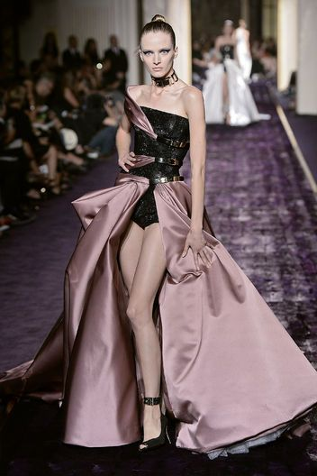 Versace fall 2014 couture
