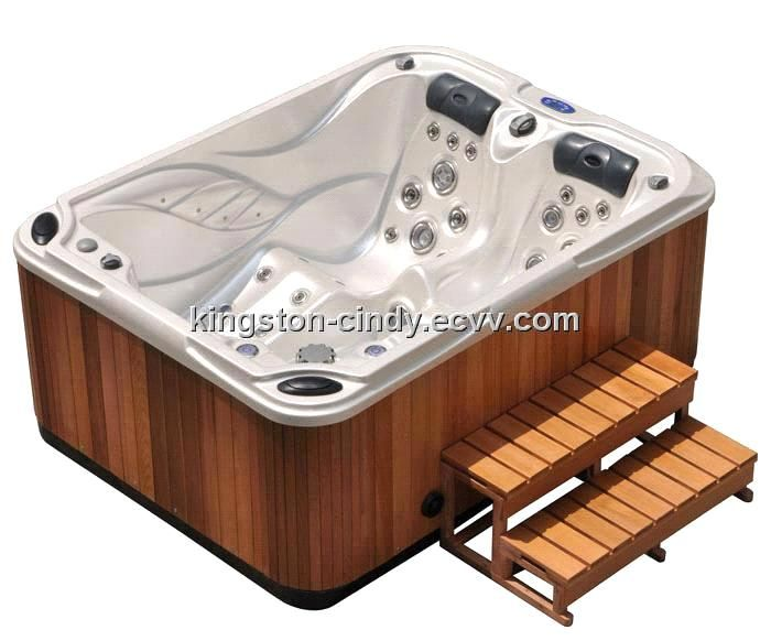 40 Jets New Style Mini Indoor Outdoor Hot Tub For 3 Person Jcs