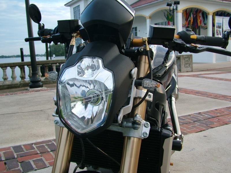 стрит морда фара для мотоцикла универсальная фото также выигрывает счёт
