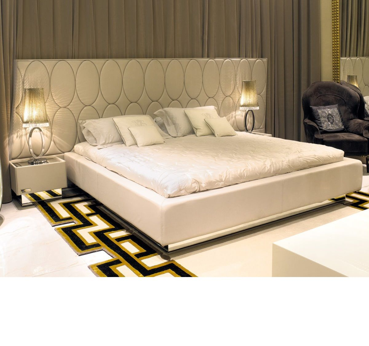 luxury bedrooms\