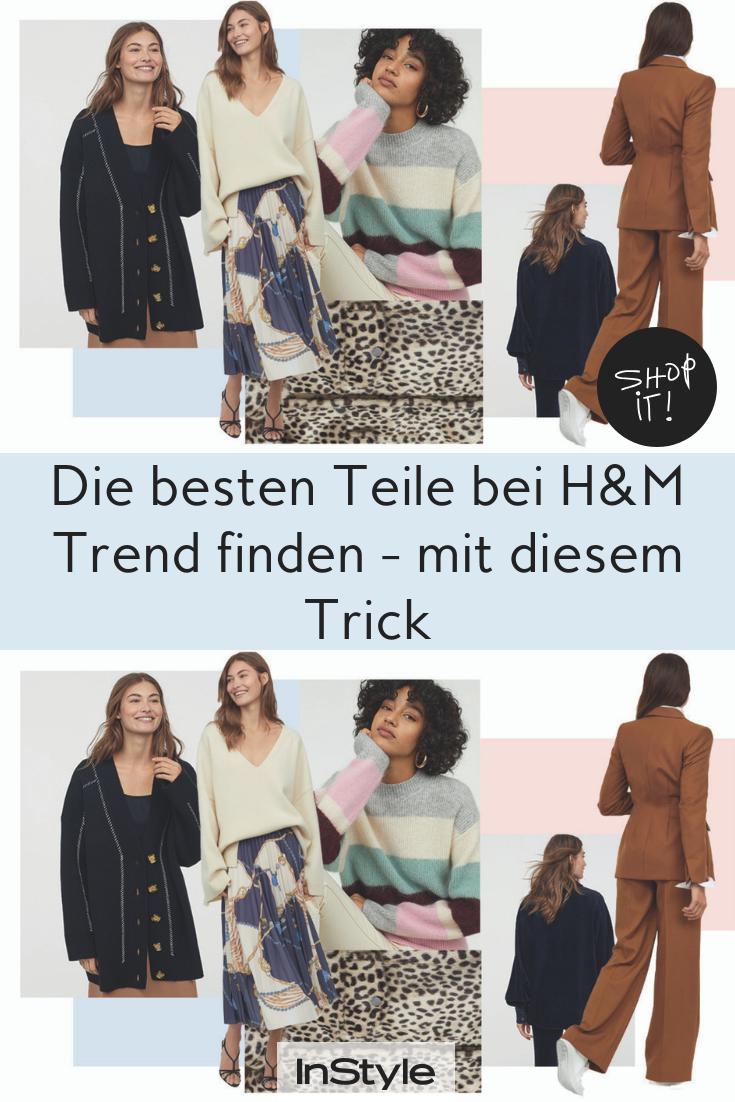fa13e53a339cb0 Fashion-Geheimtipp  Mit diesem Trick findest du bei H M immer die ...