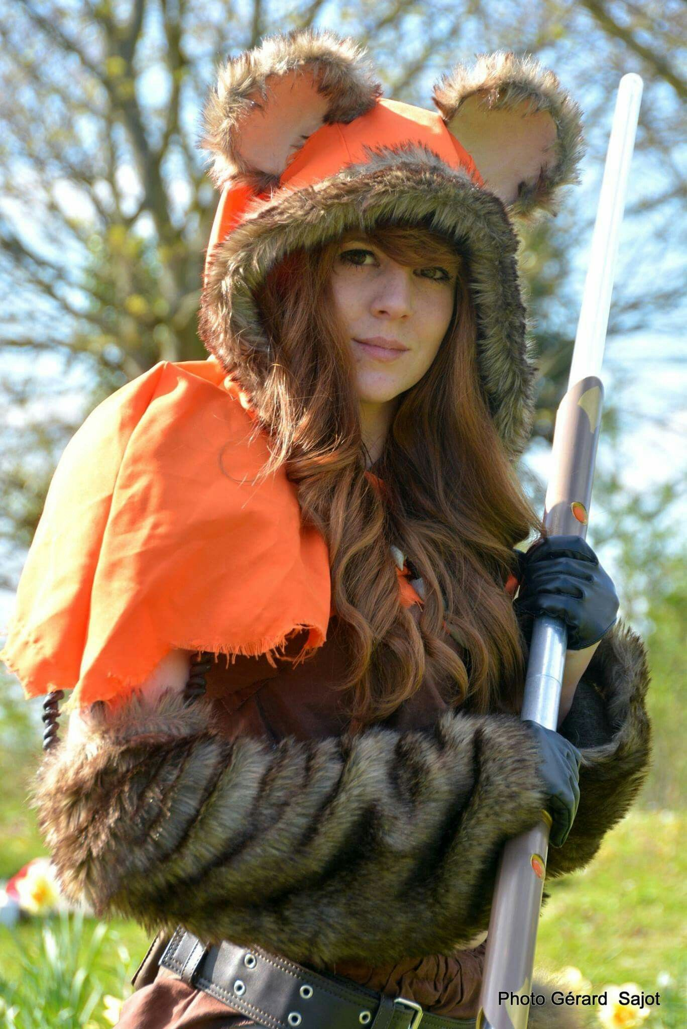 cosplay wicket from star wars ewok costume by foxie copper rain cosplay wicket from star wars. Black Bedroom Furniture Sets. Home Design Ideas