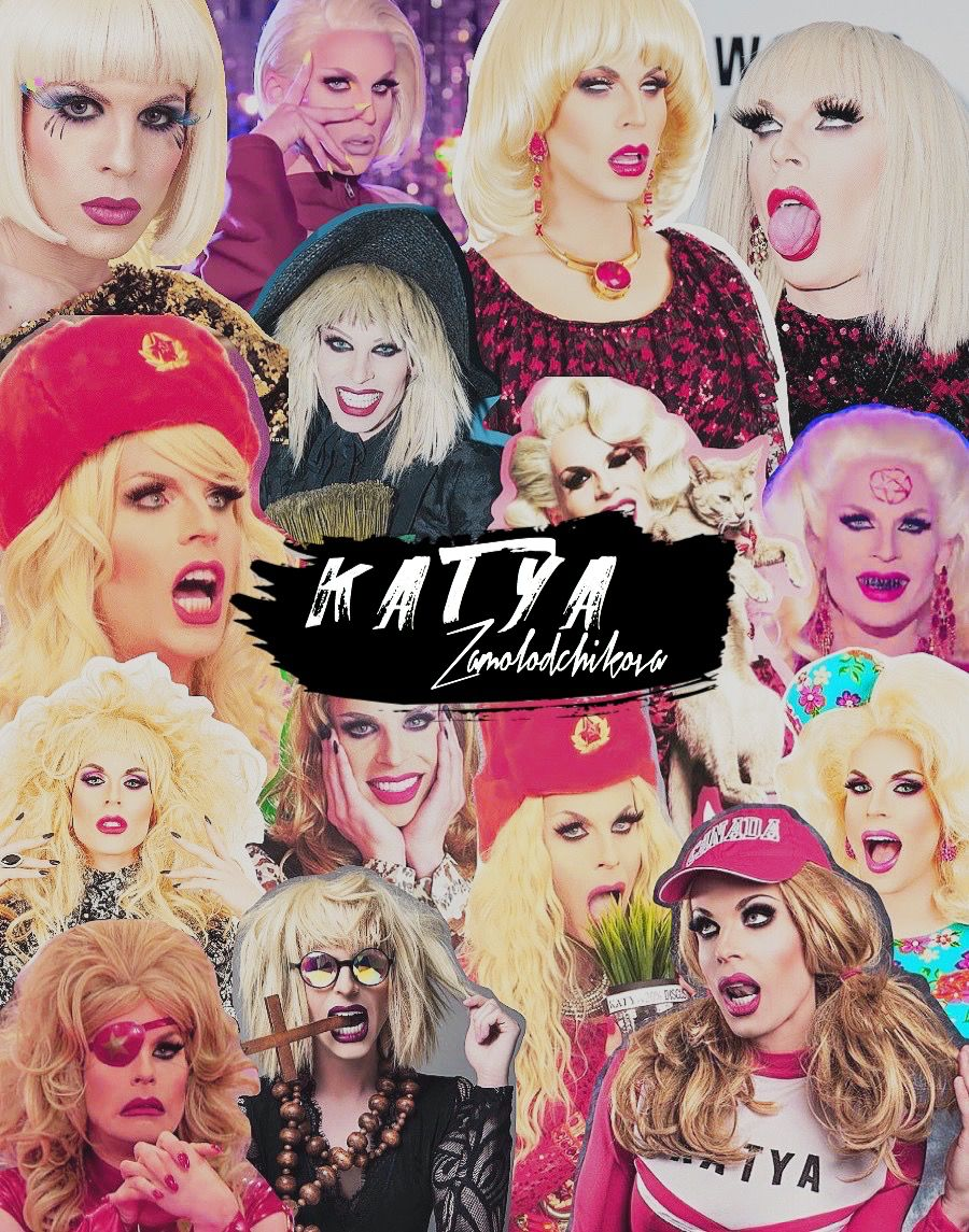 Katya zamolodchikova wallpaper rupaul 39 s drag race in - Drag race wallpaper ...
