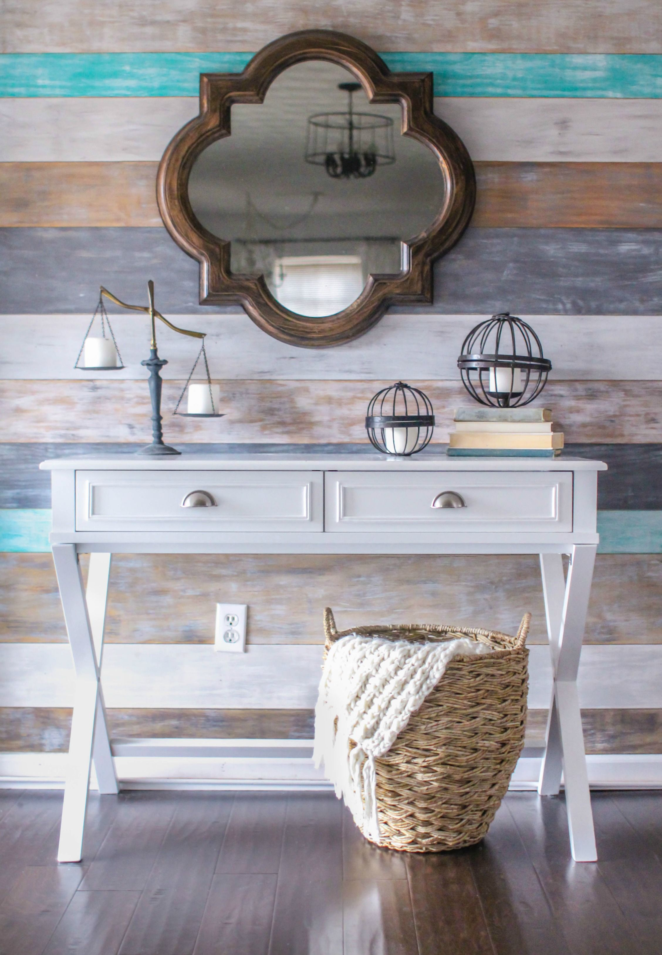 How to Organize Your Home with Baskets by Carrie of Lovely Etc created exclusively for Discover, a blog by World Market #DiscoverWorldMarket