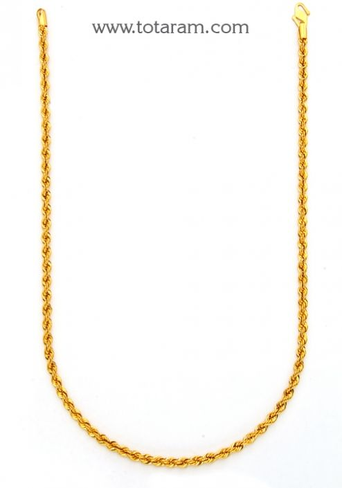 indian chains wm chain gold jewellery