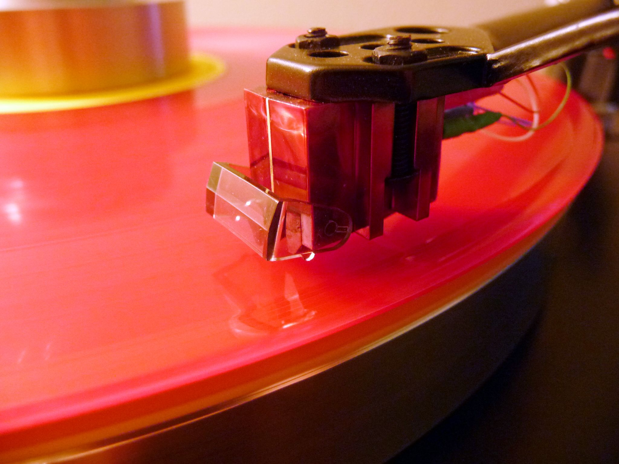 Denon DL-110 is a great entry level moving coil cartridge