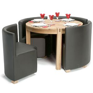 Selfserve Uk Ltd Space Saving Dining Table Space Saving Kitchen Table Kitchen Table Settings