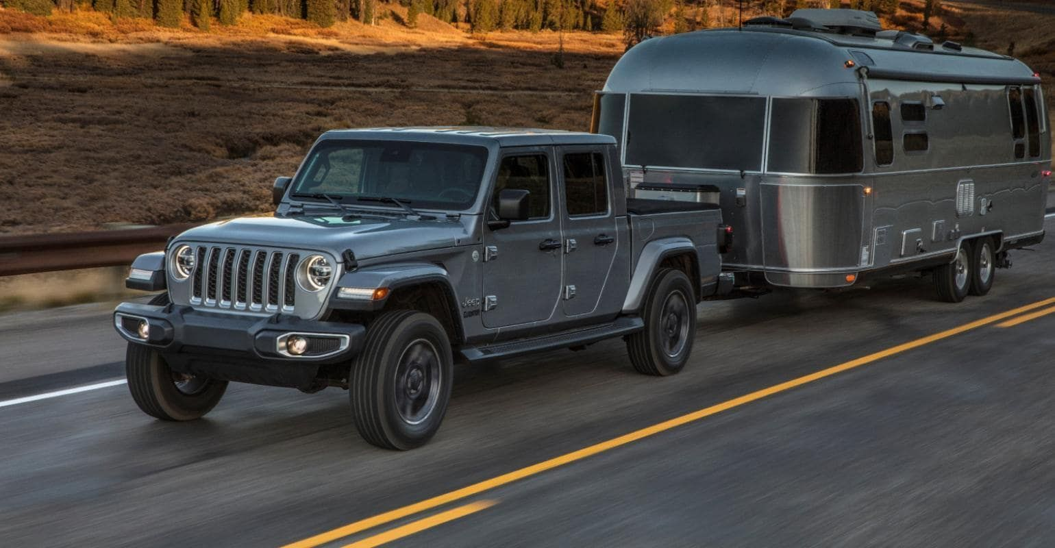2020 Jeep Cherokee Towing Capacity With Images Jeep Gladiator