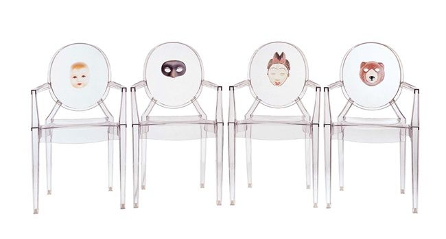 La sedia Louis Ghost di Kartell | Lovely products | Pinterest