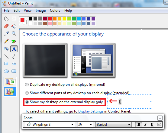 How To Edit And Enhance Screenshots Using Ms Paint Painting Color Help Screenshots