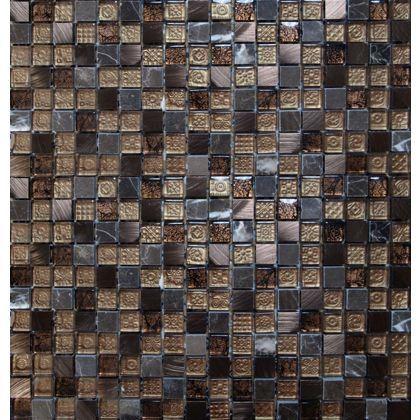 opal venus mosaic tiles 300 x 300mm