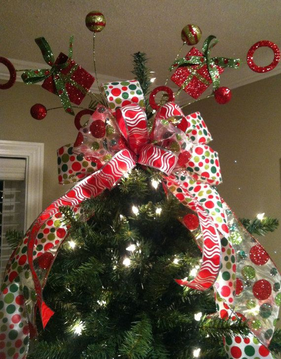 Personalized Christmas Tree Topper on Etsy, $30.00 - Personalized Christmas Tree Topper On Etsy, $30.00 The Most