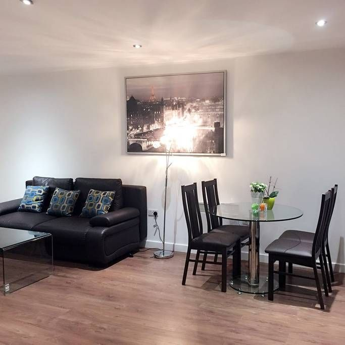 2Bed High Spec CityCetre Apartment