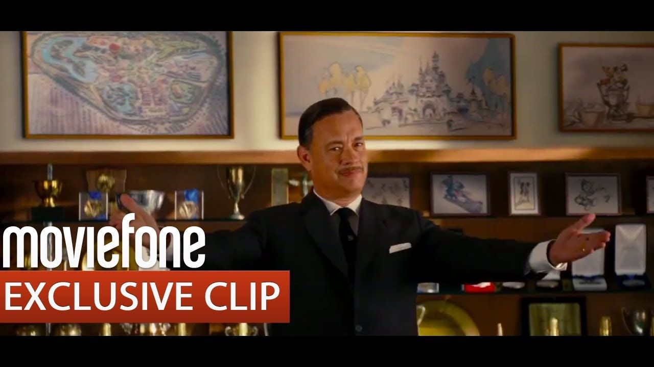 'Saving Mr. Banks' Exclusive Clip   Moviefone