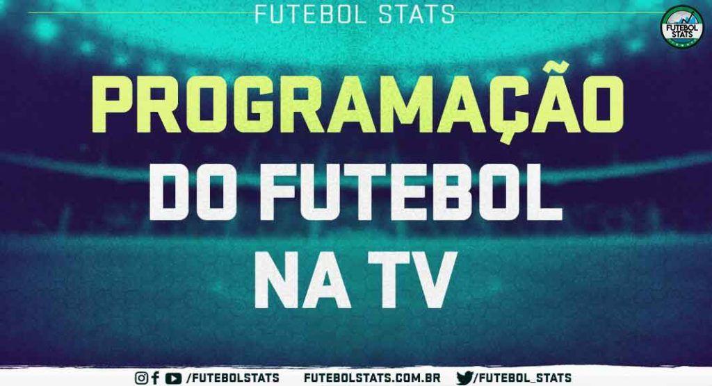 3cbdcf0f8cbbf Futebol na TV veja programação dos jogos de hoje (11 02) AO VIVO