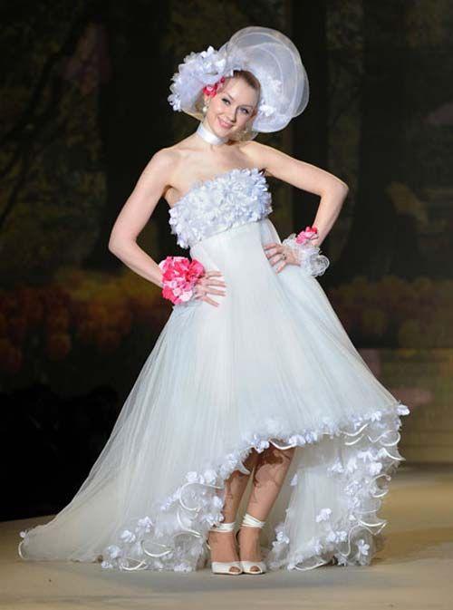 Pin On Bad Wedding Dresses