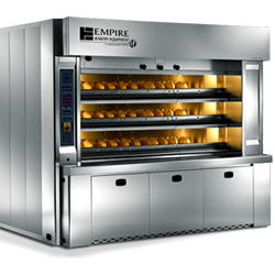 Commercial Deck Ovens And Oven Loaders Empire Bakery Equipment Cooking Equipment Kitchen Tools Deck Oven