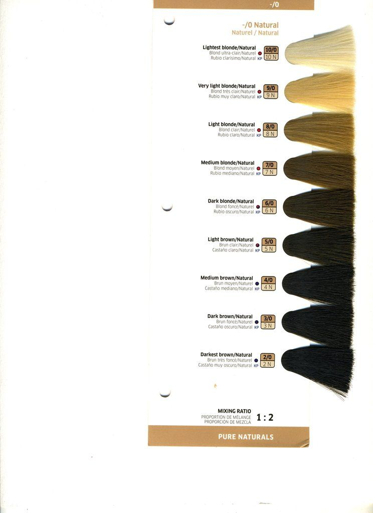Color Touch Demi Permanent Hair Color By Wella Killerstrands Hair
