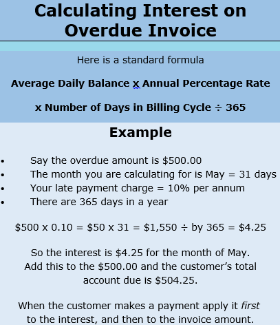 Accounts Receivable Collection Steps Business Tax - Accounts receivable invoice template