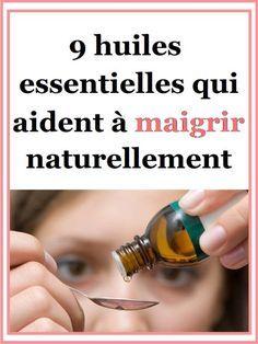 9 huiles essentielles qui aident à maigrir naturellement