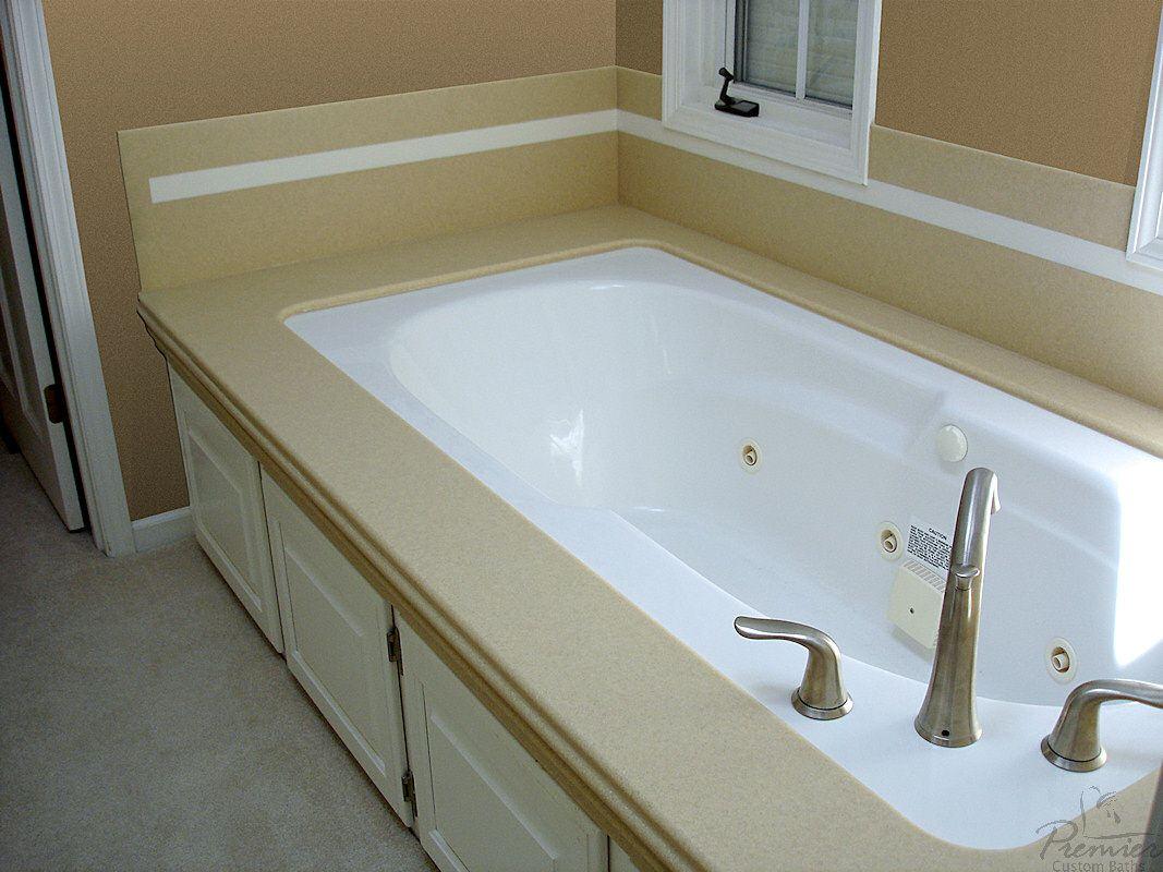 Onyx Tub Deck   Bathroom: Remodeling   Pinterest   Bathtub Surround .