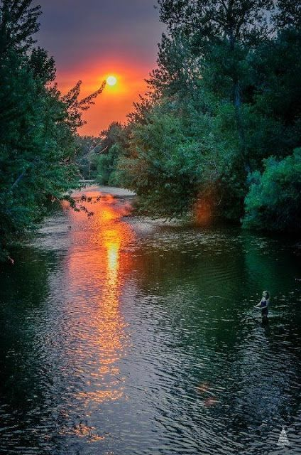 Boise River is a 102-mile-long tributary of the Snake River in the northwestern United States