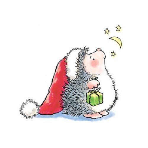 hedgie hedgehog prickly cuteness christmas santahat. Black Bedroom Furniture Sets. Home Design Ideas