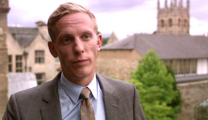 Laurence Fox: Lewis