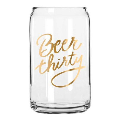 Easy Tiger Beer Thirty Can 16 Oz Pint Glass Beer Snob Cocktail Glass Beer