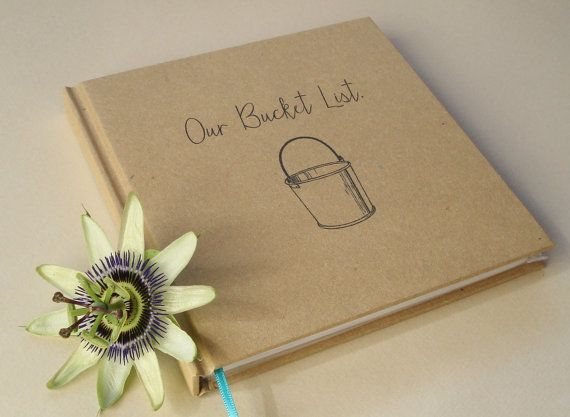 You me · our anniversary journal · paper anniversary gift · love