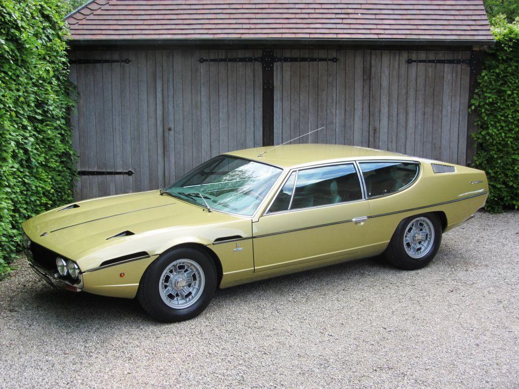 1971 Lamborghini Espada  - S2 in beautiful original condition.