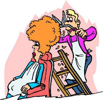 """TICs en FLE Travaillez en ligne """"Chez le coiffeur"""