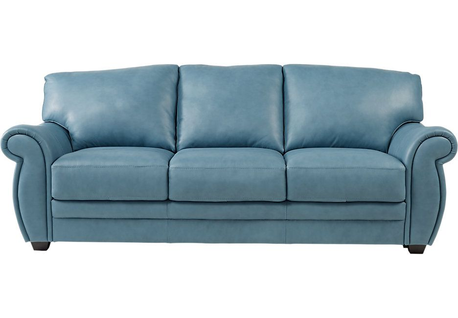 Cool Blue Leather Couch Fancy Blue Leather Couch 39 On Sofa Design Ideas With Blue Leather Couch Http S Blue Leather Sofa Blue Leather Couch Leather Sofa