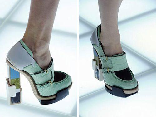 Balenciaga shoes . OMG