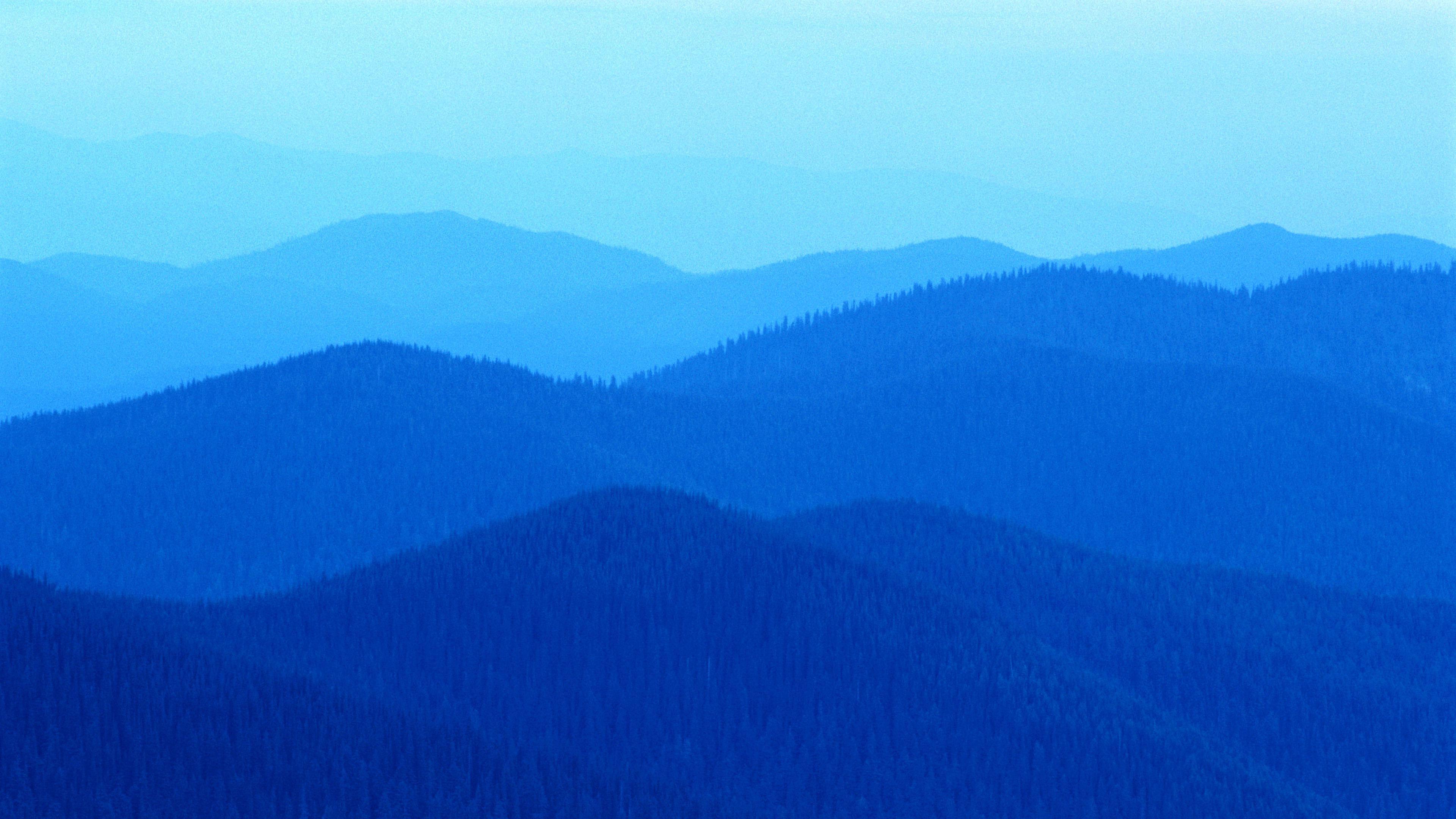 Windows XP – Blue hills [3840×2160) 4K