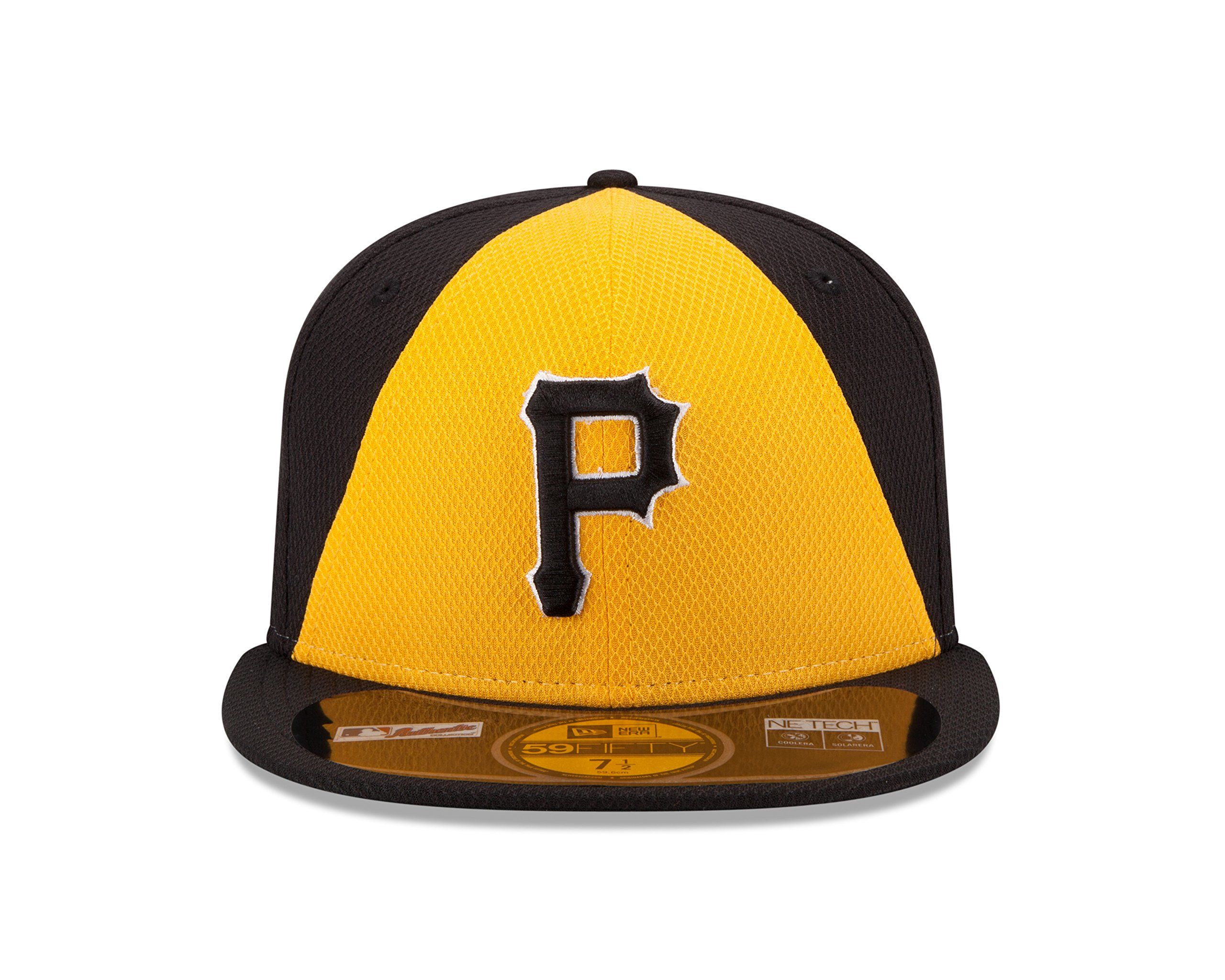Mlb Pittsburgh Pirates 2014 All Star Game 59fifty On Field Cap 7 3 8 All Star Stars Cap