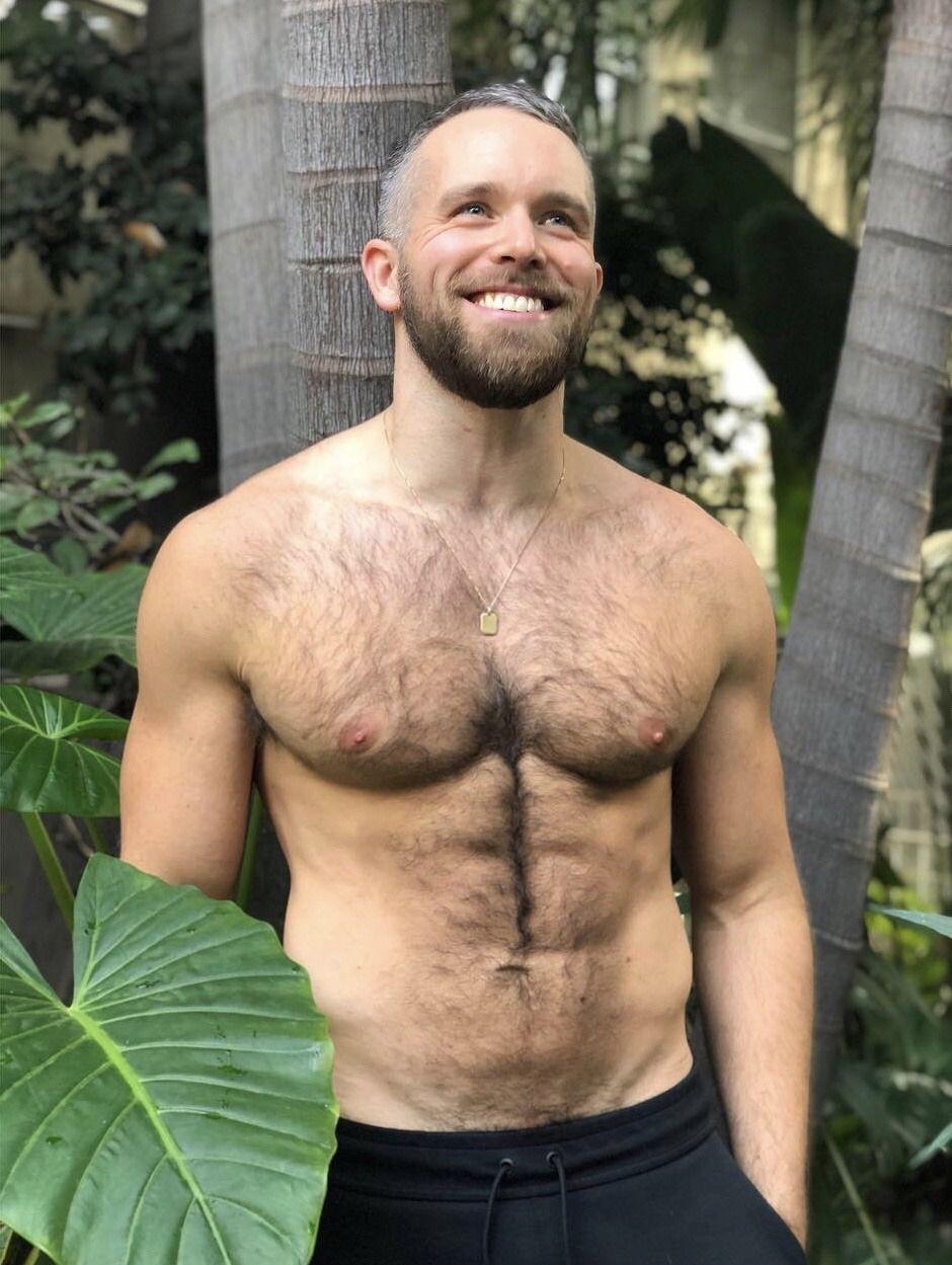 Pin on Bearded Hairy Sexy Men