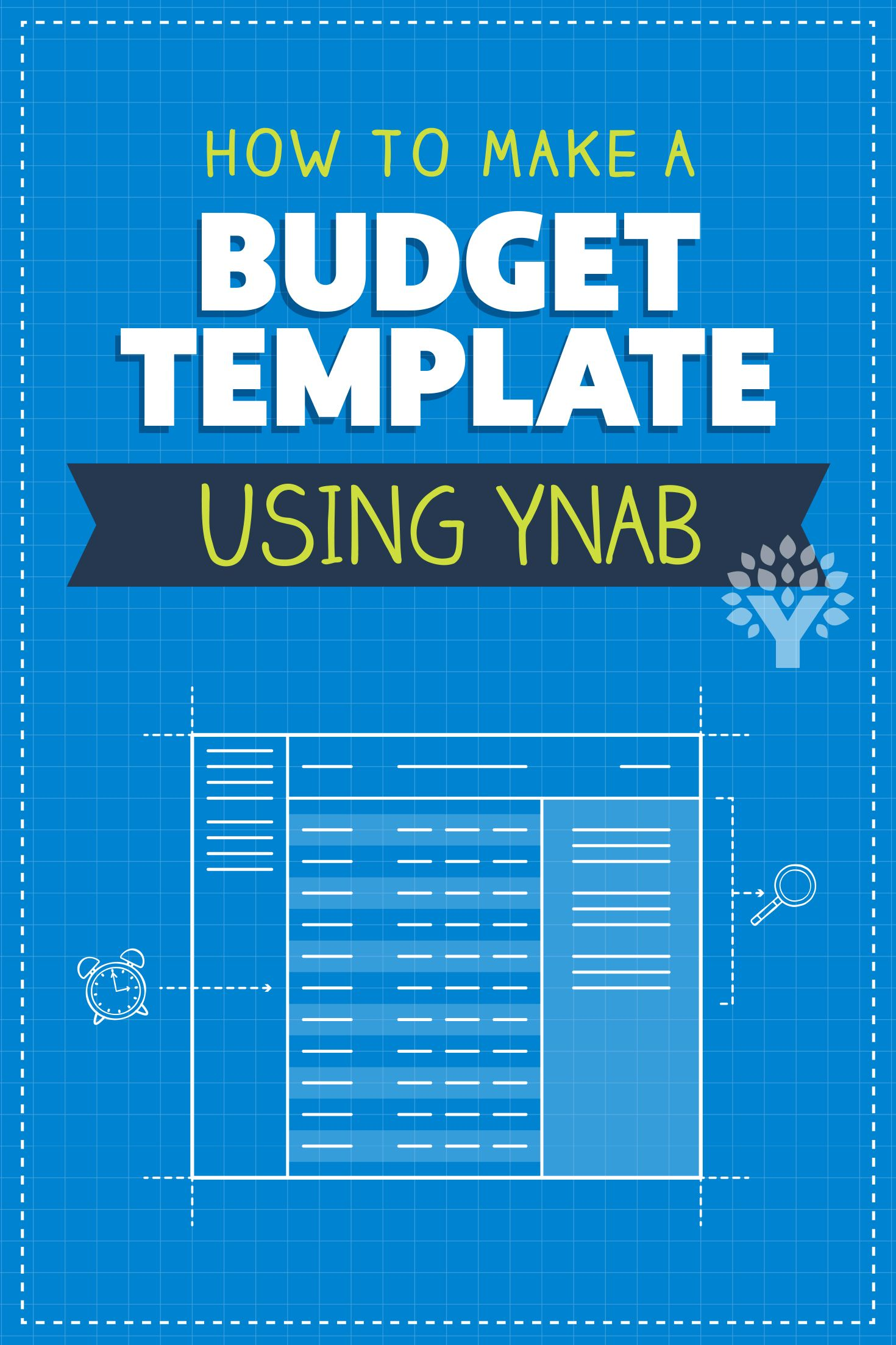 How To Create A Budget Template  Simple Budget Template