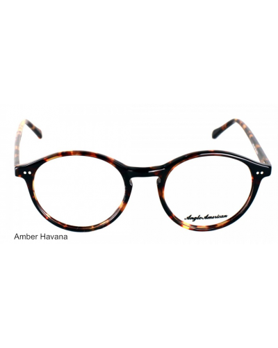 Hand Made Barrister Liberty Eyeglasses #vintage #round #glasses ...