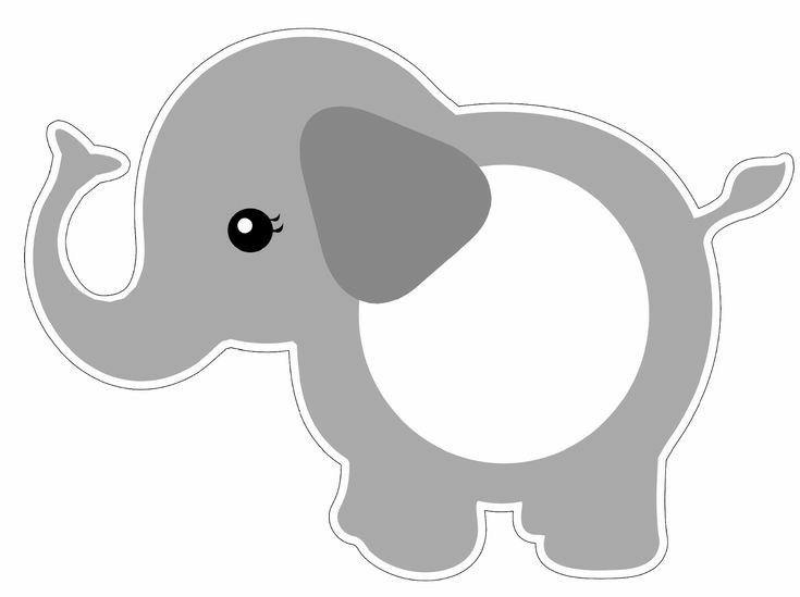 Pin de jessica stefani en baby shower en 2019 elefante - Fotos de elefantes bebes ...