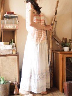 エスニックコーディネート春夏 エスニックボヘミアンファッション|エスニックなら通販サイトshams
