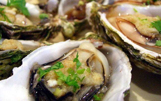 Celebrate New York Oyster Week