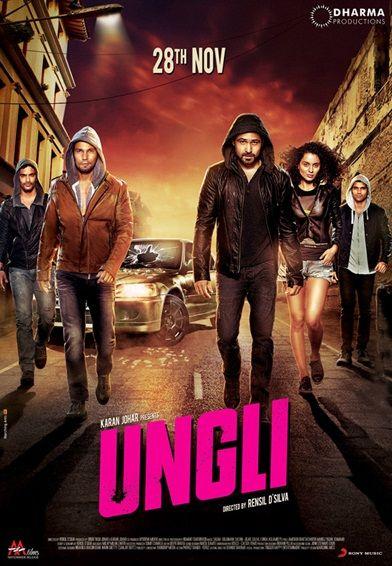 تحميل فيلم Ungli 2014 720p Dvdrip مترجم Hindi Movie Song Movie