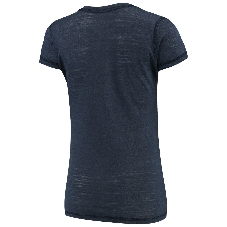 Women S Soft As A Grape Navy Houston Astros Stars Stripes Americana Tri Blend V Neck T Shirt Affiliate Navy Sponsored V Neck T Shirt Women Tri Blend Tees